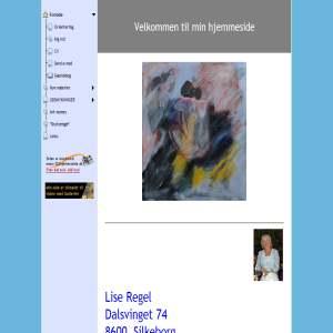 Malerier Lise Regel