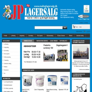 JP Lagersalg