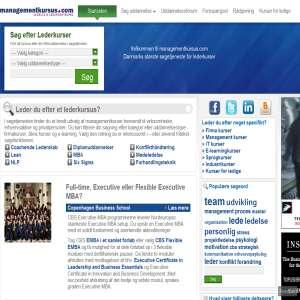 Ledelse, Lederudvikling og management uddannelser