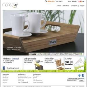 Mandalay.dk - Alt i Havemøbler