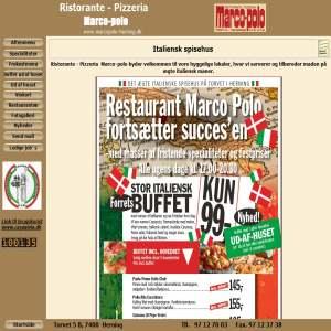 Ristorante - Pizzeria Marco-polo