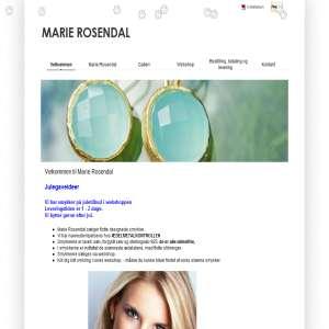 Marie Rosendal smykker