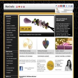 Martinello - online smykker