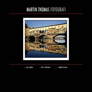Martin Thomas Fotografi