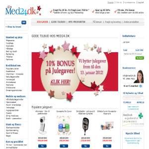 Med24.dk - din danske sundhedsbutik