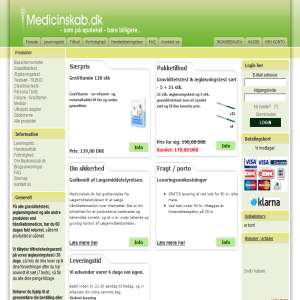Medicinskab.dk