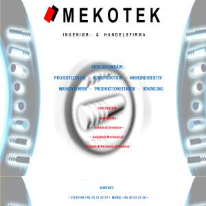 Mekotek - Ingeniør & handelsfirma