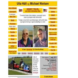 Ulla Häll og Michael Nielsen