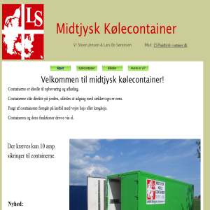 Midtjysk Køle Container