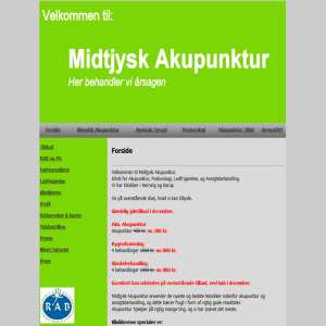 Midtjysk akupunktur