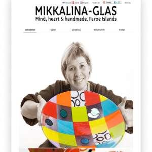 mikkalina-glas