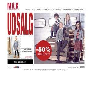 Milk Copenhagen børnetøj