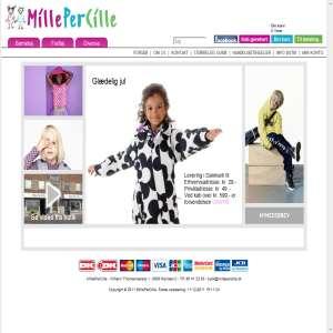 MillePerCille - Online børnetøj og sko