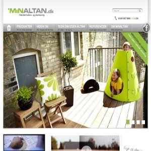 Altan og Balkon fra MiNALTAN.dk