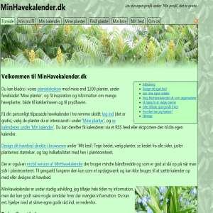 MinHavekalender.dk