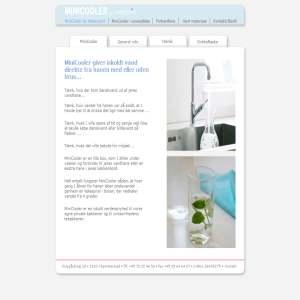 MiniCooler - giver iskoldt vand