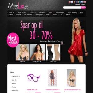 misslux.dk - modetøj til piger