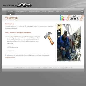 M.N. Enterprise A/S entrepenørfirma i Maribo