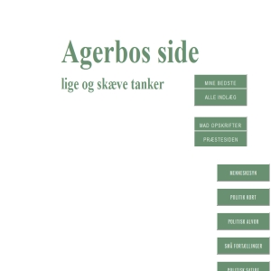 Agerbos side