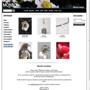 Smykker, kunst og design - Monbo