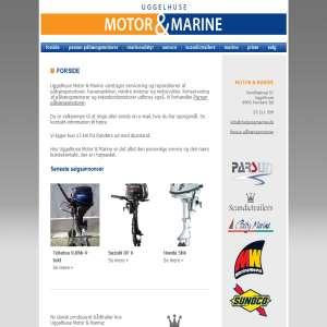 Motor & Marine