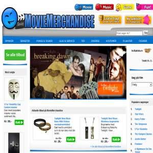 Movie Merchandise DK