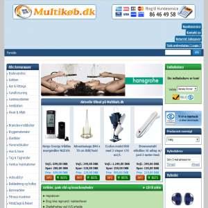 Multikøb.dk - Værktøj