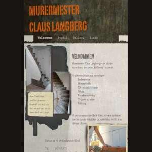 Murermester Langberg