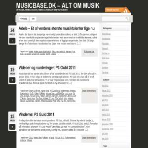 MusicBase.dk
