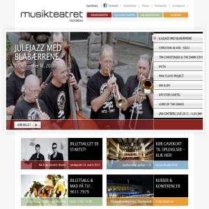 Musik, teater og oplevelser - musikteatret.dk