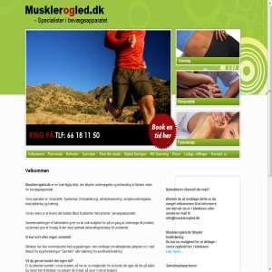 Muskler og led Odense