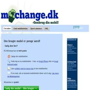 mXchange - Brugte mobiler