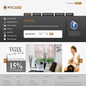 mycard.dk
