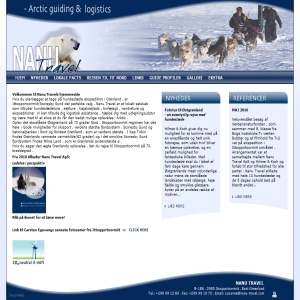 Nanu Travel - Arctic guiding & logistics