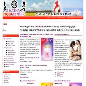 Natha Yogacenter -Yoga, Tantra og Meditation i København