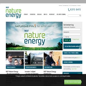 Billig naturgas - NGF Nature Energy