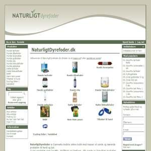 NaturligtDyrefoder.dk