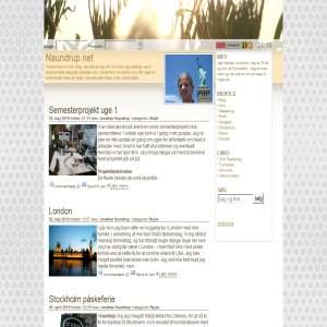 Naundrups Blog