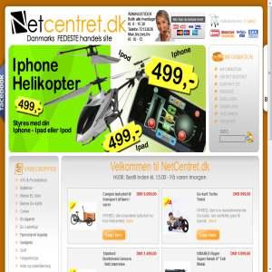 Netcentret.DK