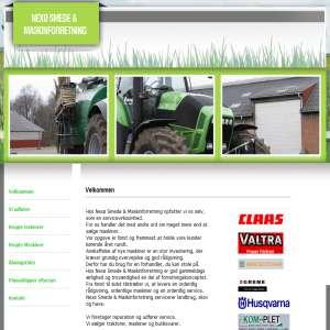 Nexø Smede & Maskinforretning