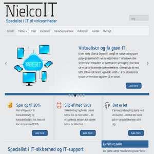 Nielco IT: Når god service ikke behøver at koste ekstra!