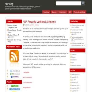 NLP Blog - personlig udvikling & coaching