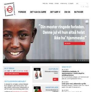 Folkekirkens Nødhjælp - Støt verdens fattigste