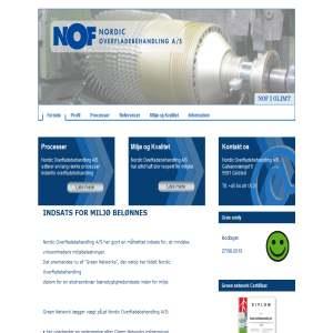 Nordic Overfladebehandling - NOF A/S