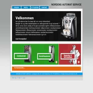 Nordens automat service