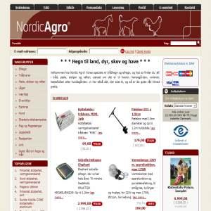 Nordic Agro Webshop