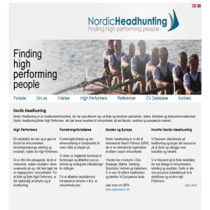 Nordic Headhunting