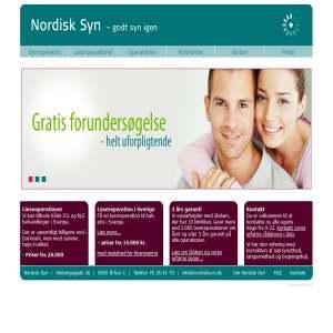 Laseroperation mod nærsynethed Nordisk Syn