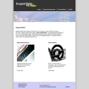 Nørgaard Medier - Online markedsføring