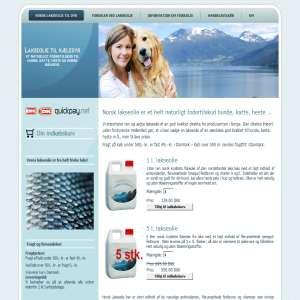 Norsk Lakseolie til husdyr